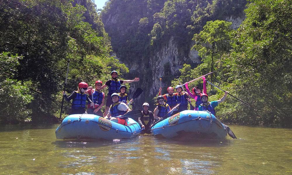 Experiencia Río Claro